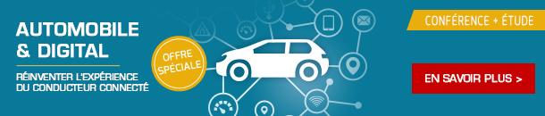 Automobile & Digital : offre spéciale