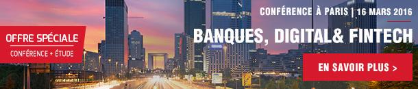 Banques, digital & Fintech : offre spéciale