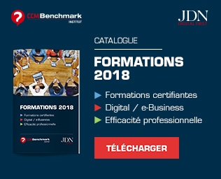 Catalogue des formations