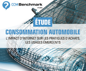 Etude Consommation Automobile 2013 CCM Benchmark