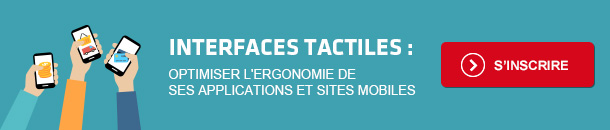 Formation Interfaces tactiles