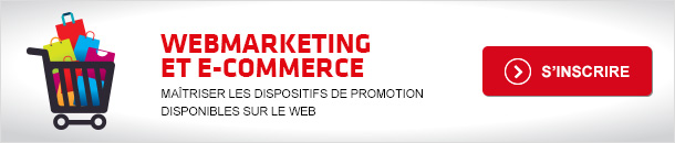 Formation Webmarketing et e-Commerce