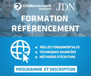 formations r&eacute;f&eacute;rencement naturel SEO benchmark group