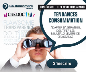 conference Tendances Consommation ccm benchmark