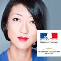 Fleur Pellerin - Ministère Redressement Productif