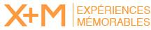Logo x+m